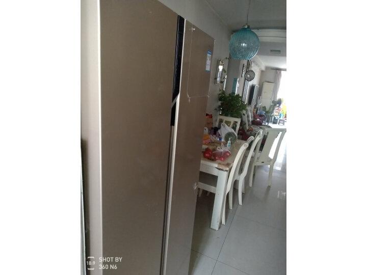 真实使用测评华凌冰箱 450升 双开门冰箱BCD-450WKH怎么样?媒体质量评测,优缺点详解【必看】 首页 第4张