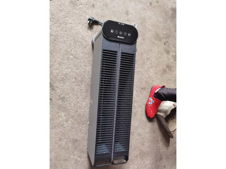 打假测评:格力(GREE)家用智能遥控移动地暖电暖气电暖器NDJD-X6021B评测如何?质量怎样?亲身使用了大半年 感受曝光 _经典曝光 众测 第5张