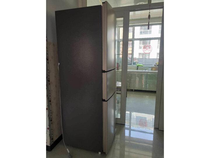 【同款测评分享】容声(Ronshen) 252升 三门冰箱BCD-252WD11NPA怎么样【用户吐槽】质量内幕详情 首页 第7张