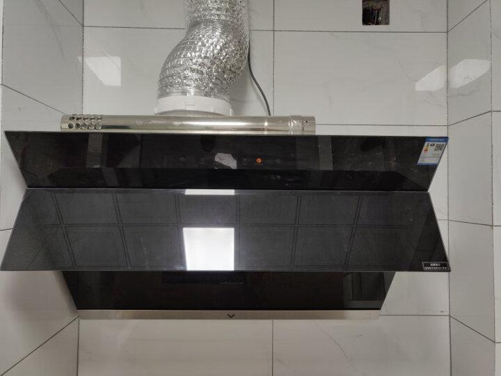万和(Vanward)侧吸式自清洗 家用20大吸力脱排抽油烟机J728A+B6L338XW好不好啊?质量内幕媒体评测必看 _经典曝光 众测 第7张