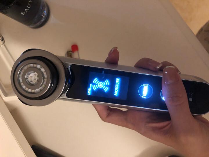 新款独家测评雅萌(YAMAN)美容仪 红光嫩肤 射频 眼部按摩 淡纹 补水导入 家用美容器水光机 M10T Plus 好货爆料 第9张