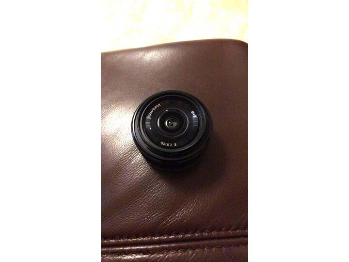 索尼(SONY)E 20mm F2.8 APS-C画幅广角定焦微单相机镜头新款测评怎么样??质量内幕揭秘,不看后悔 首页 第5张