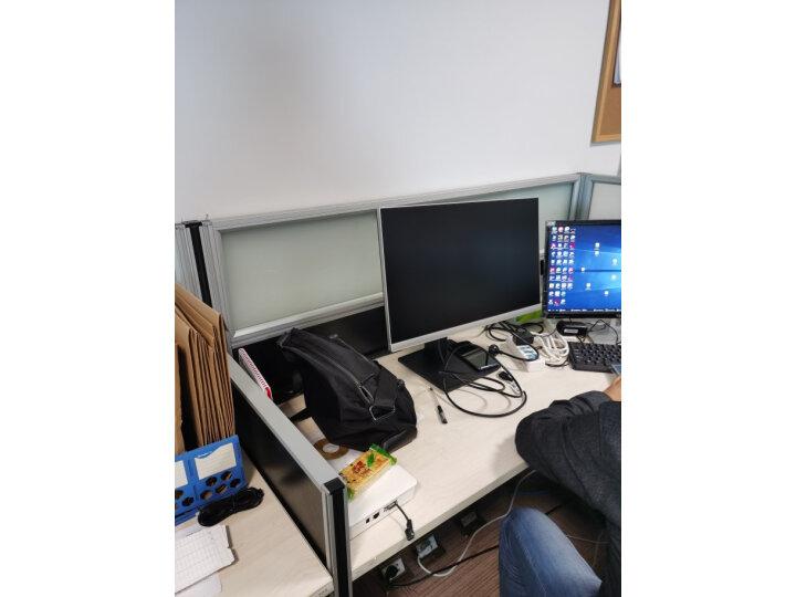 惠普(HP)24MQ 23.8英寸 2K IPS 升降旋转显示器质量如何,网上的和实体店一样吗 好货众测 第11张