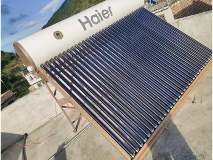 力诺瑞特 100升高层阳台壁挂太阳能热水器怎么样_老婆一个月使用感受详解 艾德评测 第4张
