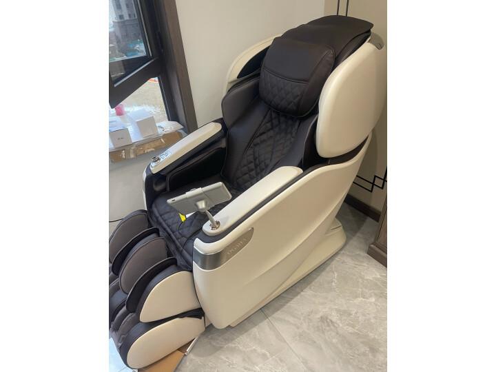 【专柜同款】奥佳华(OGAWA) 按摩椅7598性能如何,求助大佬点评爆料 艾德评测 第7张