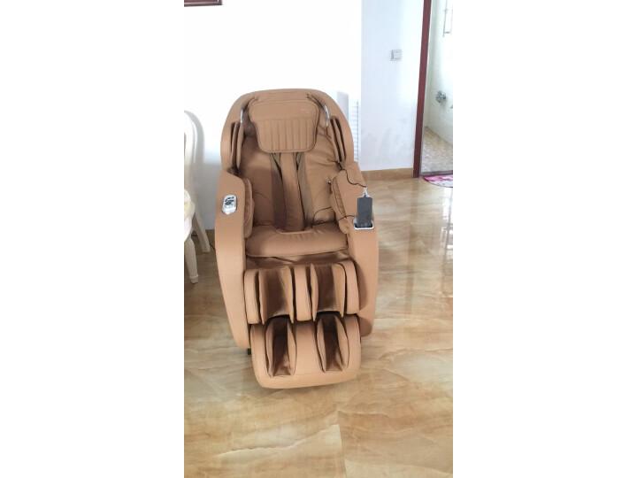 艾力斯特按摩椅家用全身电动按摩椅S700测评曝光【猛戳查看】质量性能评测详情 好货众测 第6张