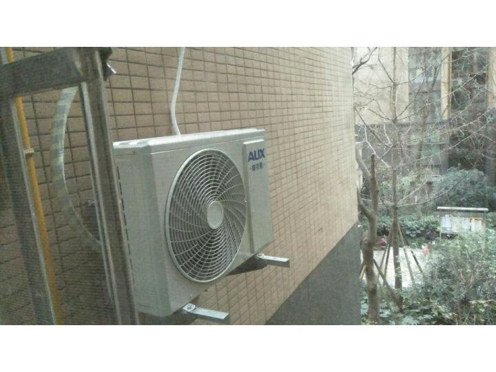 奥克斯1.5匹 静爽侠壁挂式空调挂机(KFR-35GW-BpR3AJA600(B1)剖析哪个好?体验评测分 电器拆机百科 第5张