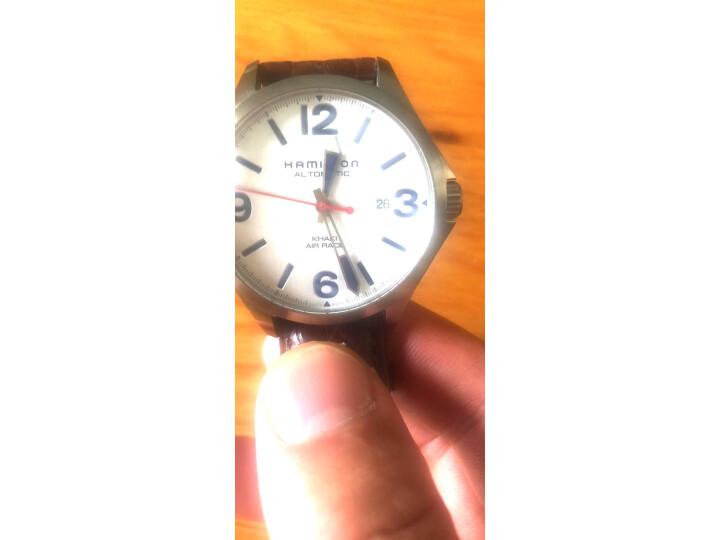 汉米尔顿(HAMILTON)瑞士手表卡其航空系列H76712751怎么样?最新统计用户使用感受,对比分享-艾德百科网