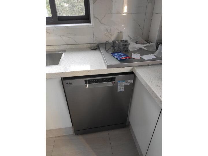 海尔(Haier)小海贝Q3 台式洗碗机6套ETBW402GDD怎么样,最新用户使用点评曝光 值得评测吗 第6张