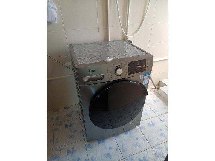 美的 (Midea)洗衣机滚筒洗衣机MG100A5-Y46B怎么样_真实质量评测大揭秘 品牌评测 第14张