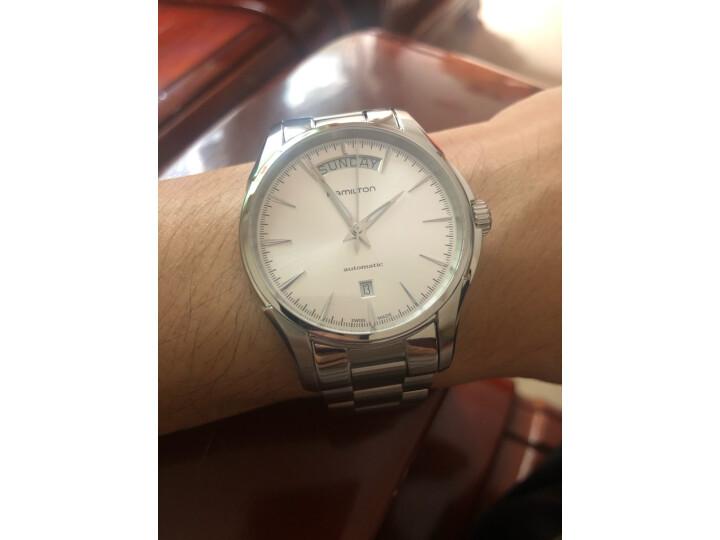 揭秘:汉米尔顿 瑞士手表爵士系列H32505141怎么样.质量好不好【内幕详解】 评测 第12张