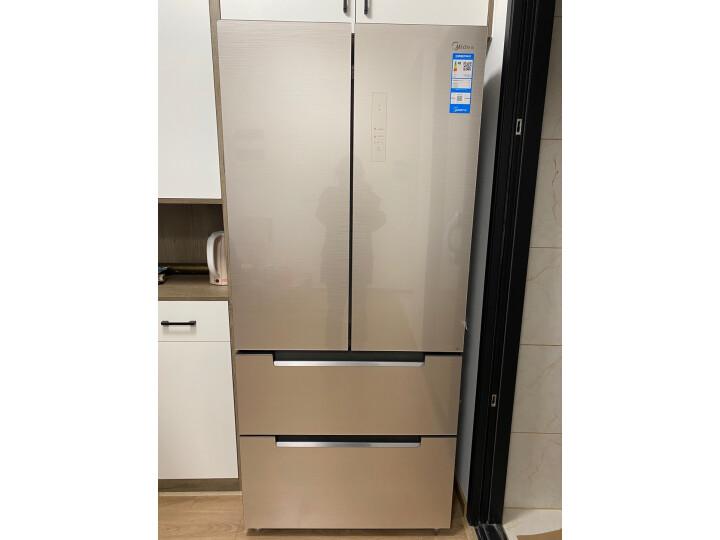 美的516升一级能效法式四门冰箱BCD-516WGPM质量口碑如何?用户使用感受分享,真实推荐 好货众测 第9张