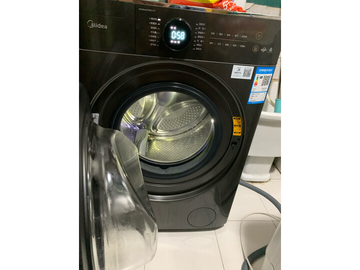 美的 (Midea)滚筒洗衣机MD100CQ7PRO怎么样质量评测如何,详情揭秘 电器拆机百科 第14张