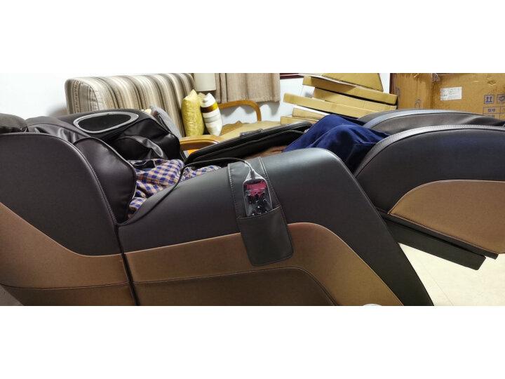 荣泰(ROTAI)按摩椅RT7706家用测评曝光?质量曝光不足点有哪些? 好货众测 第7张