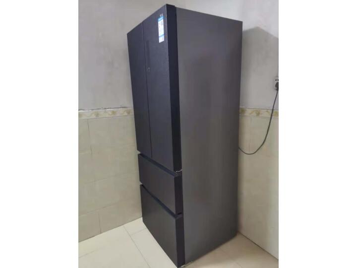 TCL 456升 冷藏自除霜 十字双对开多门电冰箱BCD-456KZ53评测爆料如何.使用一个星期感受分享 好货众测 第10张