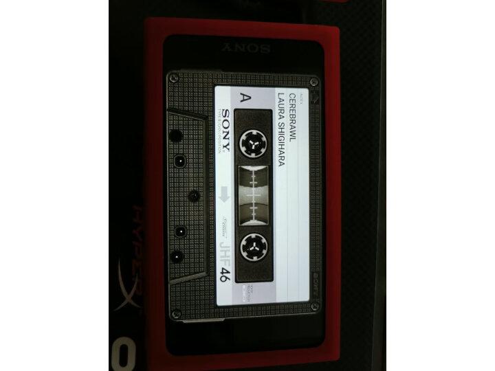 索尼NW-A105HN 无线Hi-Res 安卓9.0无损音乐播放器 MP3怎么样?亲身使用感受,内幕真实曝光 选购攻略 第5张