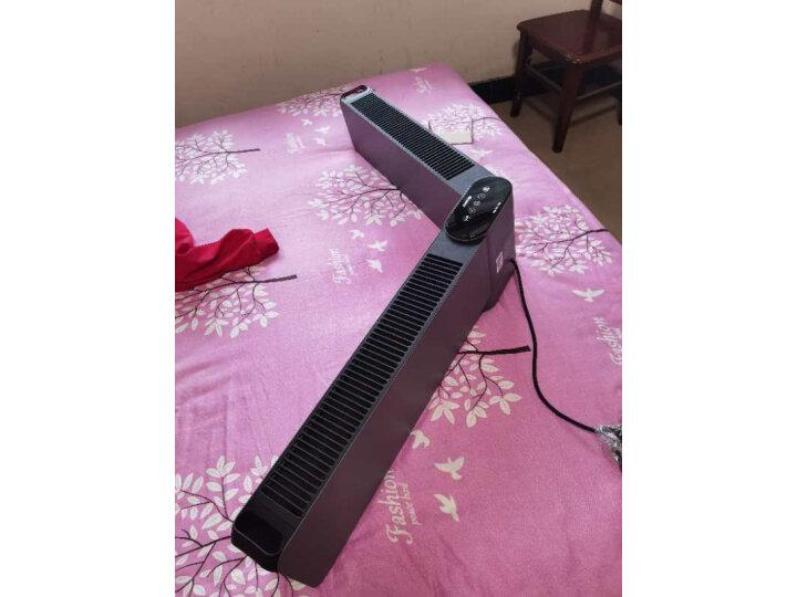 打假测评:格力(GREE)家用智能遥控移动地暖电暖气电暖器NDJD-X6021B评测如何?质量怎样?亲身使用了大半年 感受曝光 _经典曝光 众测 第17张