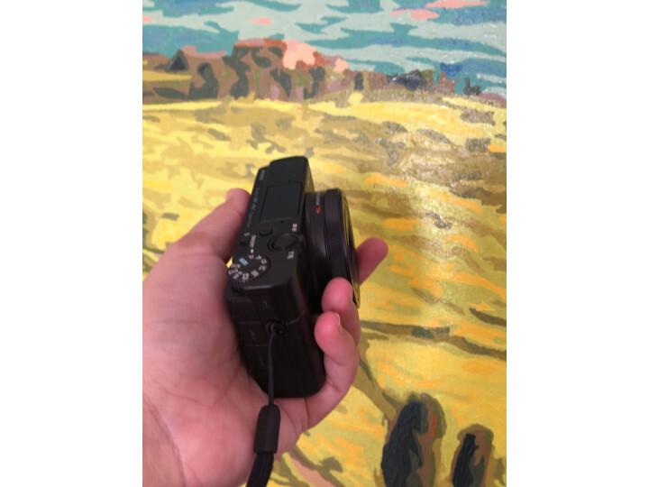 索尼(SONY)DSC-RX100M7G 黑卡数码相机优缺点评测?买后一个月,真实曝光优缺点 艾德评测 第4张