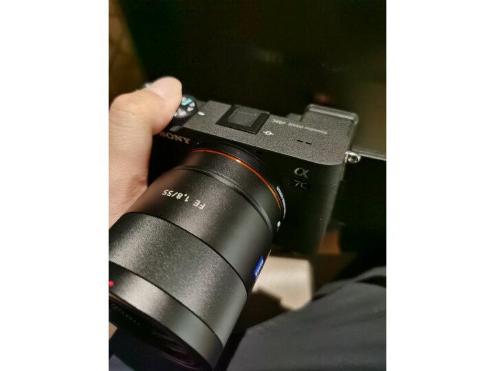 索尼(SONY)Alpha 7C 全画幅微单数码相机优缺点评测?最新使用心得体验评价分享 艾德评测 第7张