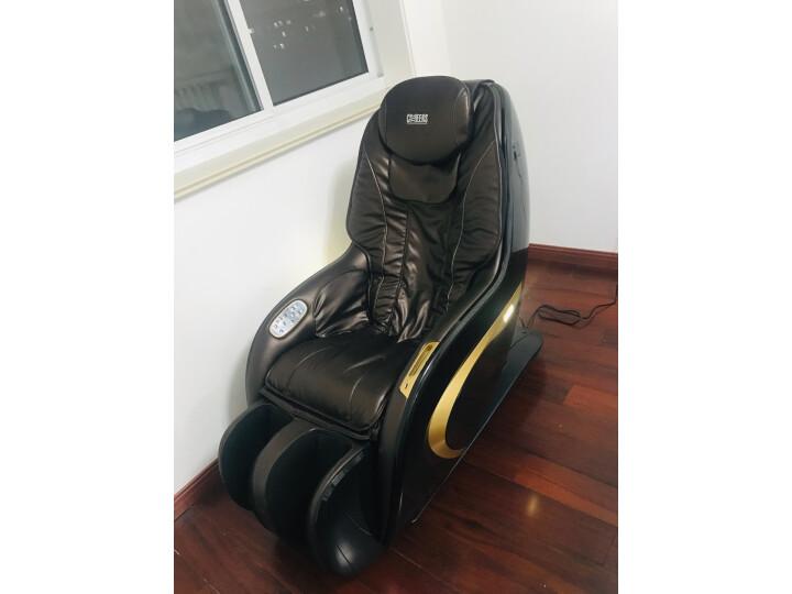 芝华仕(CHEERS)M1080 按摩椅家用 怎么样_一个月亲身体验 艾德评测 第7张