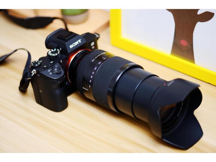 索尼Alpha 7R III全画幅微单数码相机 SEL24240镜头套装质量评测】内幕最新详解 好货众测 第5张