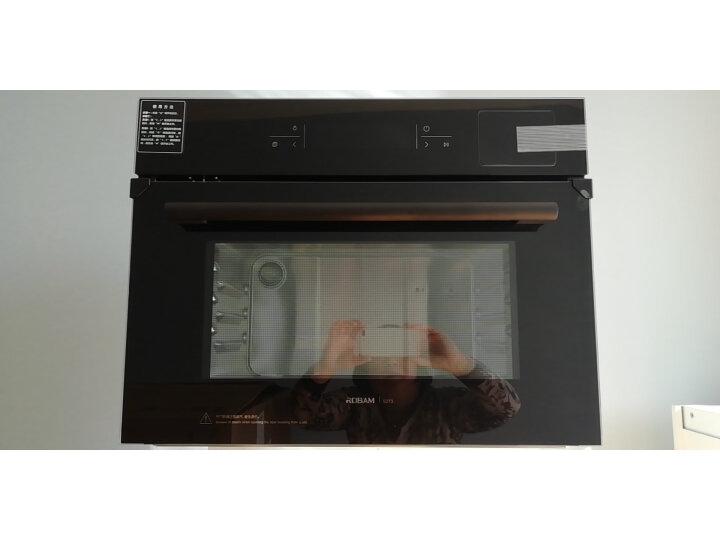 老板(Robam)S270A+R070A嵌入式蒸烤箱好不好,说说最新使用感受如何? 好货众测 第8张