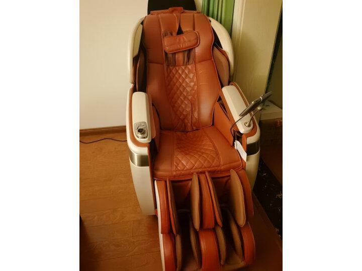 奥佳华(OGAWA) 按摩椅7598精选推荐御手温感大师椅OG-7598Plus质量靠谱吗,真相吐槽分享 艾德评测 第13张