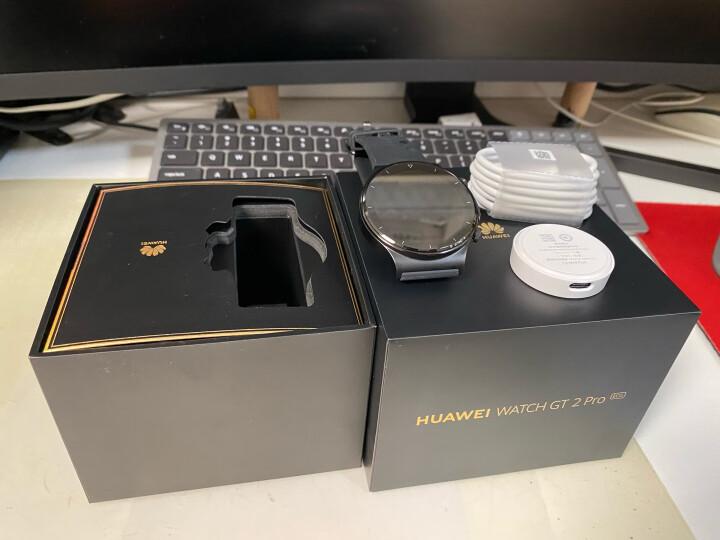 HUAWEI WATCH GT 2 Pro ECG版 华为手表怎么样??质量优缺点爆料-入手必看 艾德评测 第5张