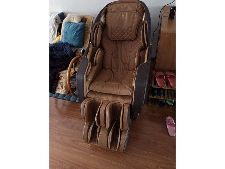 艾力斯特(irest)按摩椅家用S600测评曝光【同款质量评测】入手必看 艾德评测 第10张