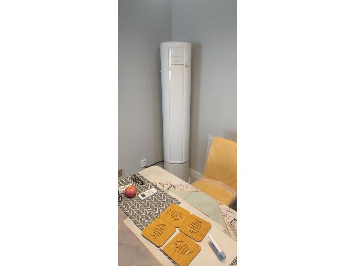 华凌空调 3匹 新能效一级智能WIFI 客厅空调柜机KFR-72LW-N8HB1怎么样?谁用过,质量详情揭秘 艾德评测 第10张