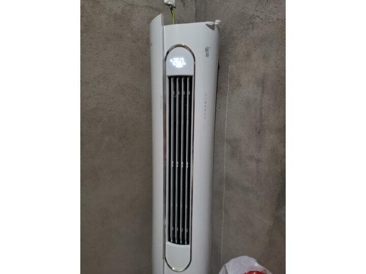 奥克斯(AUX)2匹 倾城立柜式空调柜机(KFR-51LW-BpR3NHA2+1)怎么样?最新网友爆料评价评测感受 值得评测吗 第8张