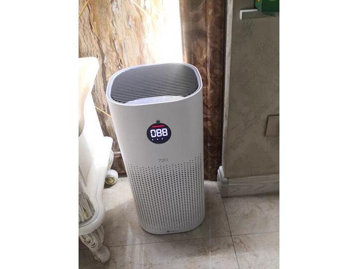 华为智选720全效空气净化器家用KJ500F-EP500H怎么样,一个月亲身体验 值得评测吗 第13张