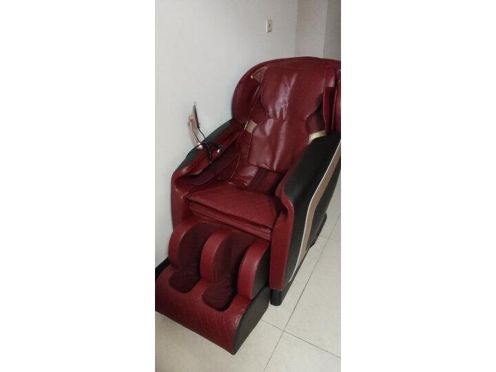 奥克斯(AUX)按摩椅家用全身小型电动太空舱使用测评必看?质量有缺陷吗【已曝光】 艾德评测 第4张