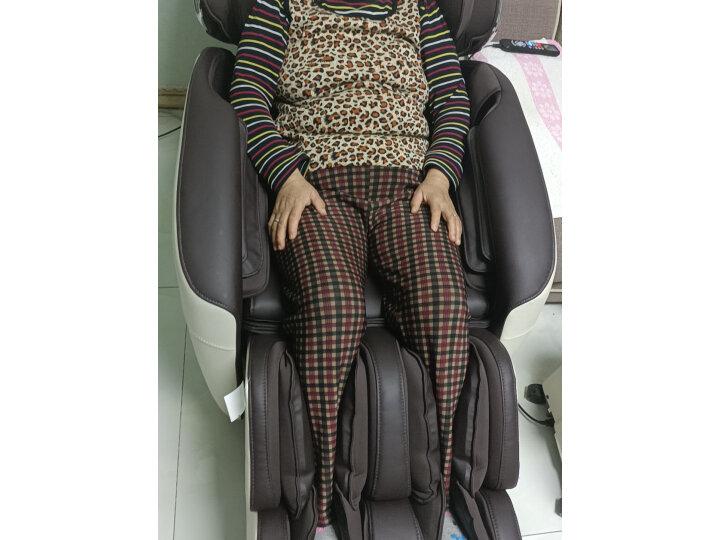 奥佳华OGAWA家用按摩椅OG-7105测评曝光?质量优缺点对比评测详解 好货众测 第9张