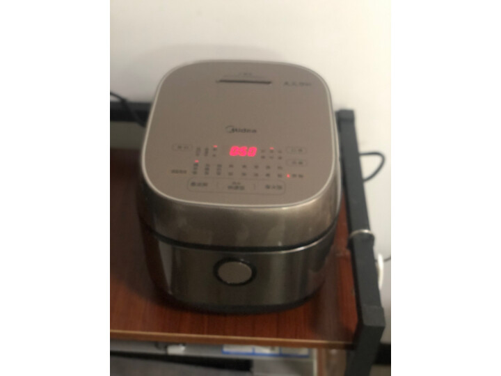 美的(midea)智能养生电饭煲MB-40LHM5质量口碑如何?最新网友爆料评价评测感受 艾德评测 第9张