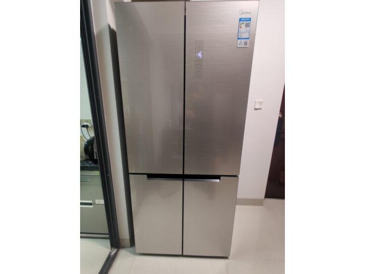 美的515升一级能效十字四门冰箱BCD-515WGPM内幕评测_有图有真相 艾德评测 第5张