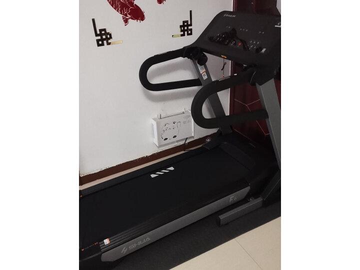 舒华 跑步机家用 智能微信运动步数互联E6象牙白T3900I怎么样【半个月】使用感受详解 艾德评测 第12张