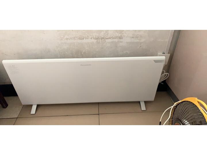 松下(Panasonic)取暖器家用电暖器电暖气居浴两用DS-AT2021CW质量好吗?优缺点功能评测曝光 _经典曝光 众测 第5张