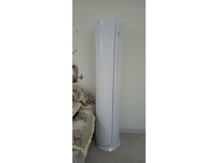 奥克斯 (AUX) 2匹倾城立柜式空调柜机(KFR-51LW-BpR3NHA2(B1))怎么样?最新统计用户使用感受,对比分享 艾德评测 第10张