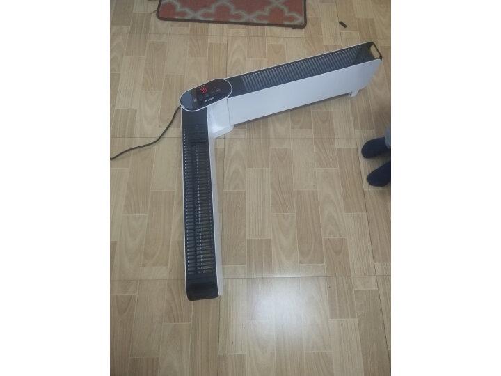 打假测评:格力(GREE)移动地暖取暖器 电暖器电暖气家用NDJD-J6021B详情如何?对比评测分享【有图有真想】 _经典曝光 众测 第21张