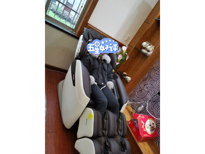 奥佳华OGAWA家用按摩椅零靠墙全自动按摩沙发椅OG-7105质量功能如何,真实揭秘 好货众测 第10张