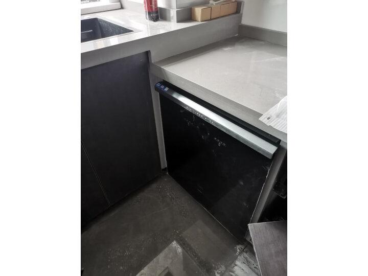 华帝(VATTI)嵌入式干态洗碗机 JWV10-E5【分享揭秘】性能优缺点内幕 艾德评测 第11张