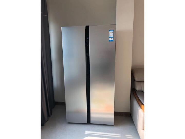 美的(Midea)525升对开门冰箱BCD-525WKPZM(E)质量优缺点爆料-入手必看 艾德评测 第5张