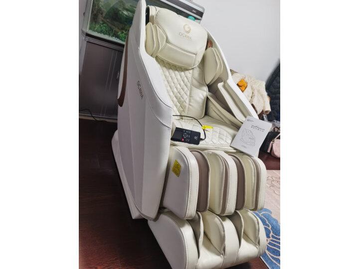 奥佳华(OGAWA)E20按摩椅7868AI测评曝光?评价为什么好,内幕详解 值得评测吗 第8张