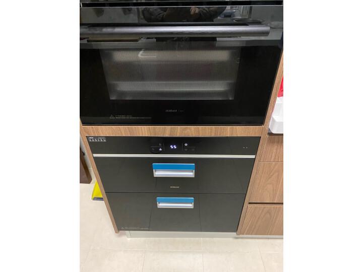 老板(Robam) ZTD105B-XB701A家用嵌入式碗柜质量性能分析_不想被骗看这里 艾德评测 第8张