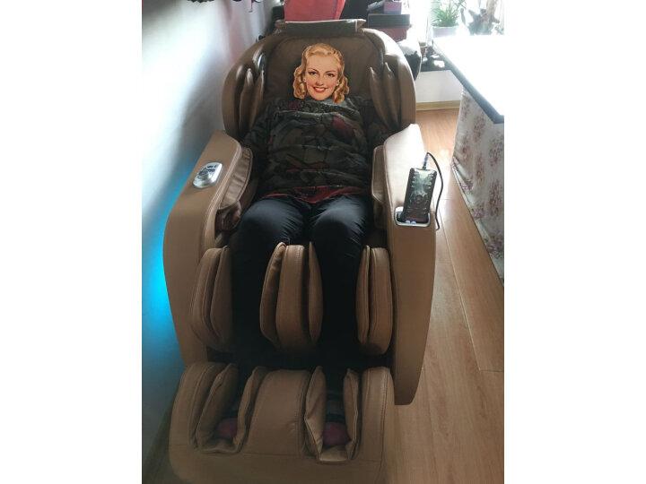 艾力斯特按摩椅家用全身电动按摩椅S700测评曝光【猛戳查看】质量性能评测详情 好货众测 第5张