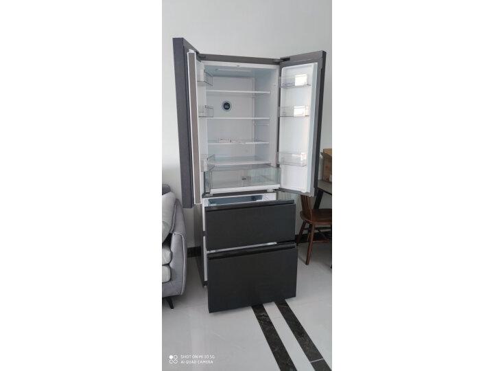 TCL 456升 冷藏自除霜 十字双对开多门电冰箱BCD-456KZ53评测爆料如何.使用一个星期感受分享 好货众测 第5张