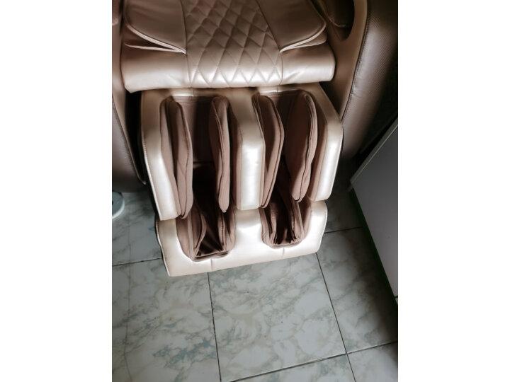 荣耀(ROVOS)E6801鳄鱼咖足底按摩按摩椅家用测评曝光?好不好,质量如何【已解决】 好货众测 第11张