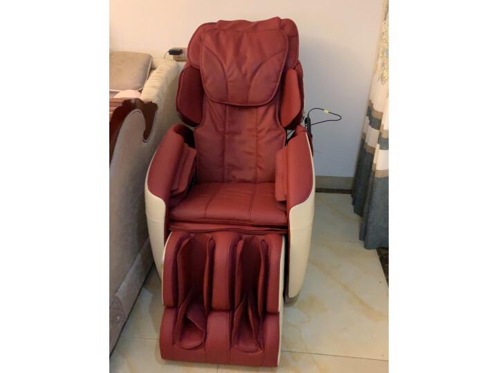 奥佳华OGAWA家用按摩椅OG-7105测评曝光?质量优缺点对比评测详解 好货众测 第11张