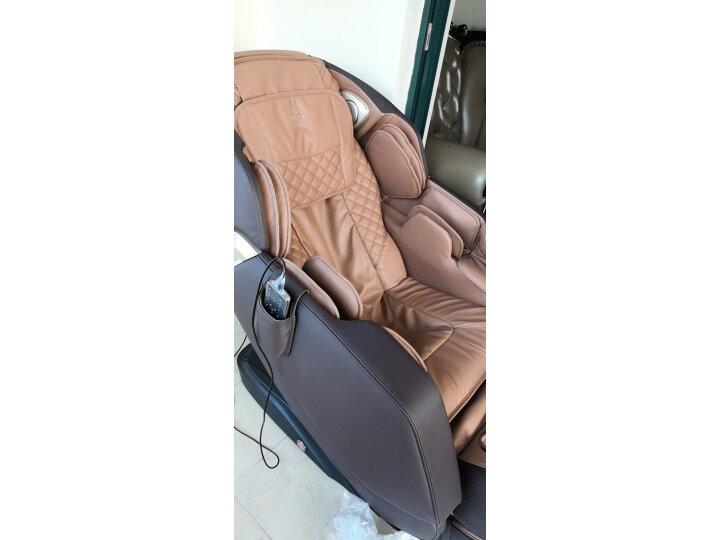 艾力斯特(irest)按摩椅家用S600测评曝光【同款质量评测】入手必看 艾德评测 第6张